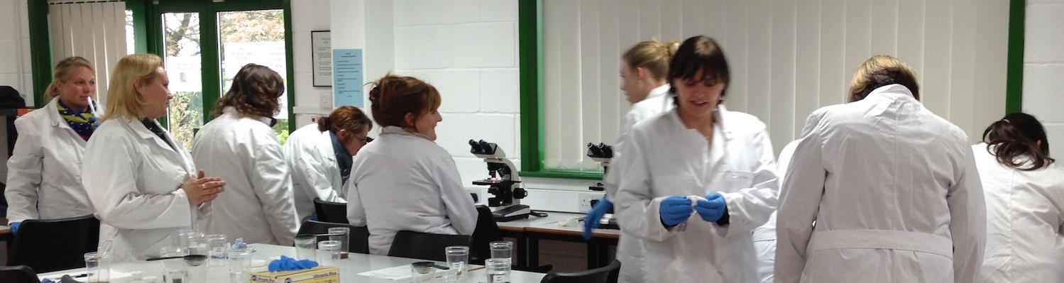 Ridgeway Research runs bespoke parasitology training courses