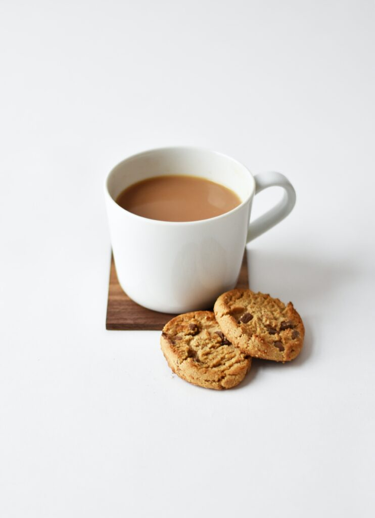 A cup of tea and a socially-distanced chat might be just the thing to help you feel a bit more normal.